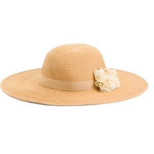 August hats Floppy hat with Flower